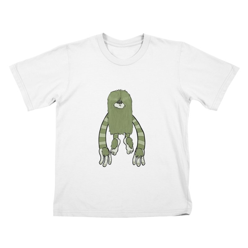 Clive Kids T-Shirt by Damien Mason's Artist Shop