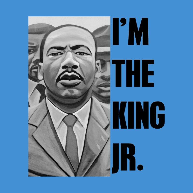 I'm the King Jr. Men's T-Shirt by Damon Lamar Reed Images