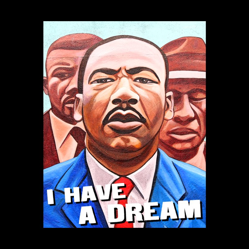 I Have A Dream Men's T-Shirt by Damon Lamar Reed Images