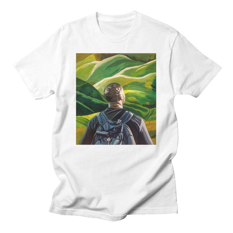 Freedom Feels Like... Men's T-Shirt by Damon Lamar Reed Images
