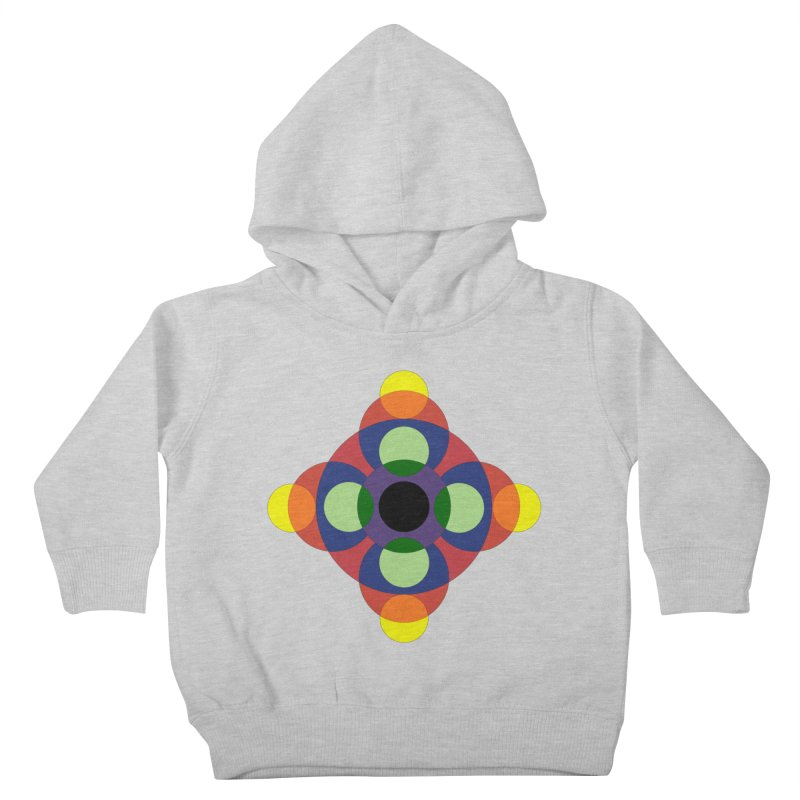 Spin Cycle Kids Toddler Pullover Hoody by Damon Davis's Shop