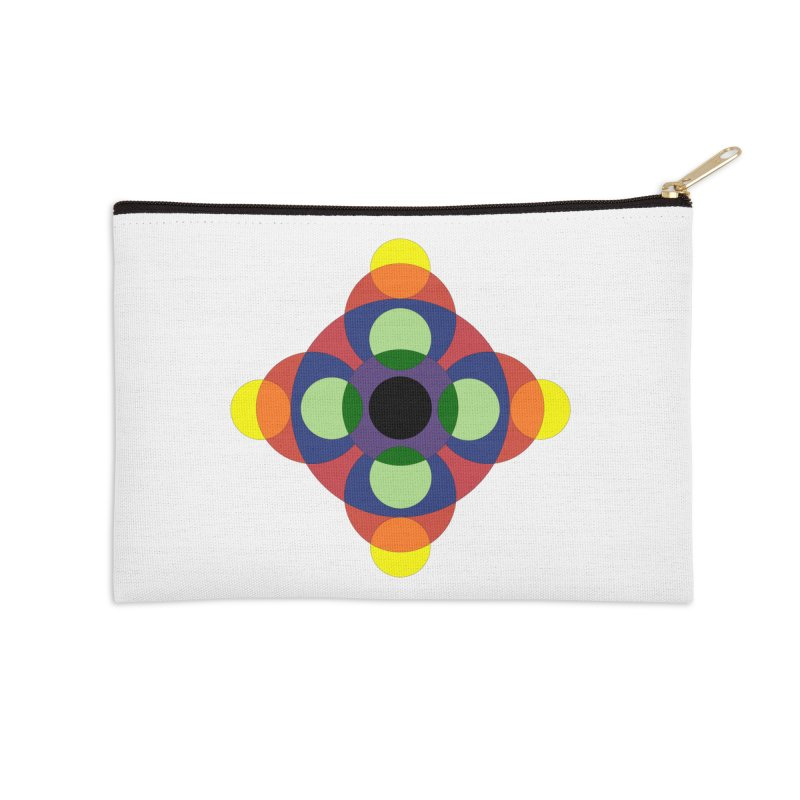 Spin Cycle Accessories Zip Pouch by Damon Davis's Shop