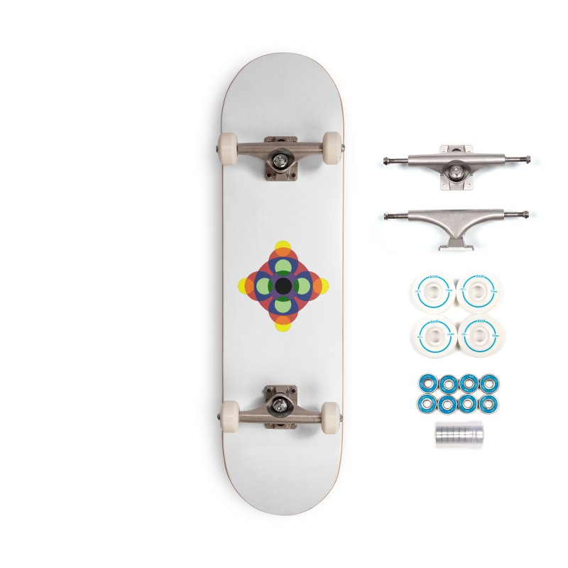 Spin Cycle Accessories Skateboard by Damon Davis's Shop