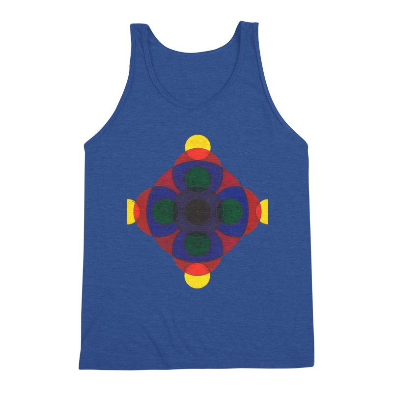 Spin Cycle Men's Tank by Damon Davis's Shop