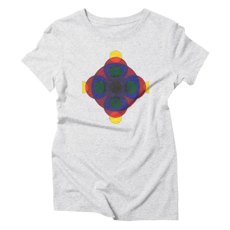 Spin Cycle Women's T-Shirt by Damon Davis's Shop