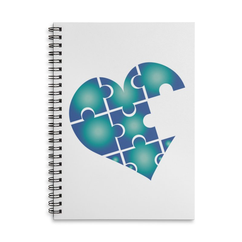 Who Am I Really? podcast Heart Accessories Notebook by Damon Davis's Shop