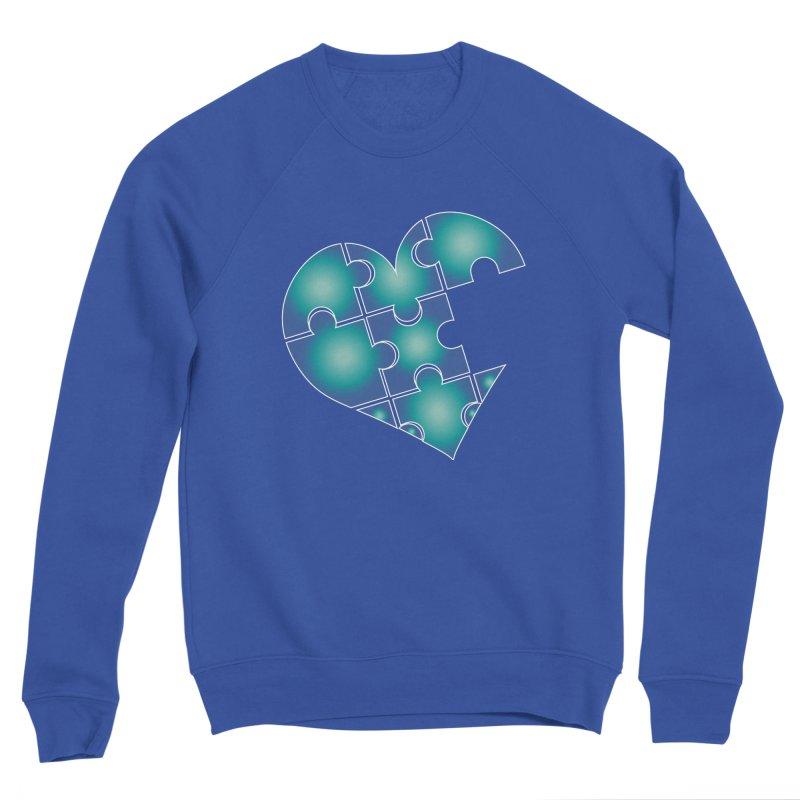 Who Am I Really? podcast Heart Men's Sweatshirt by Damon Davis's Shop