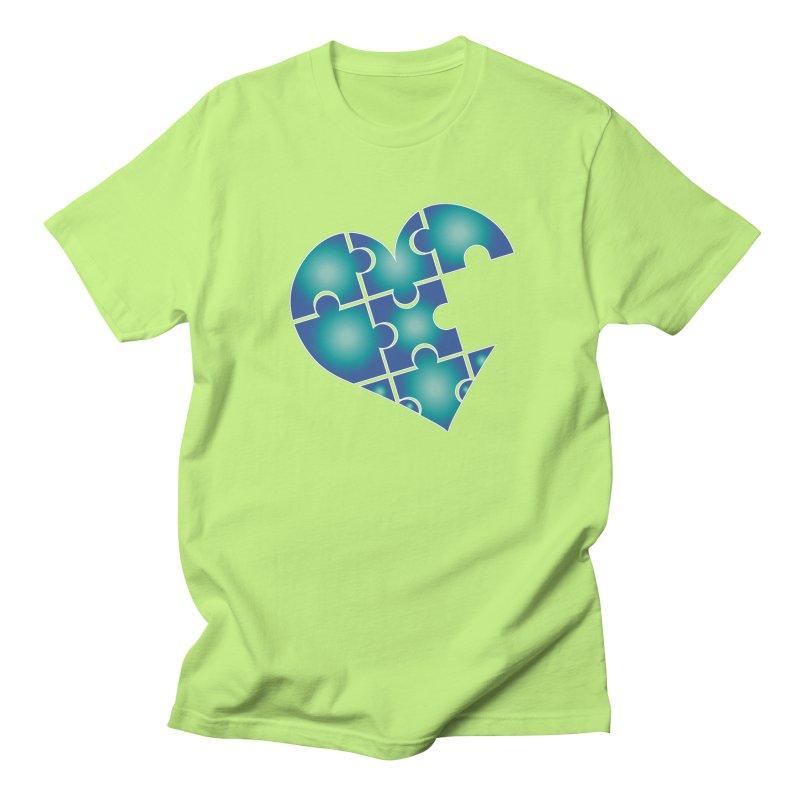 Who Am I Really? podcast Heart Men's T-Shirt by Damon Davis's Shop