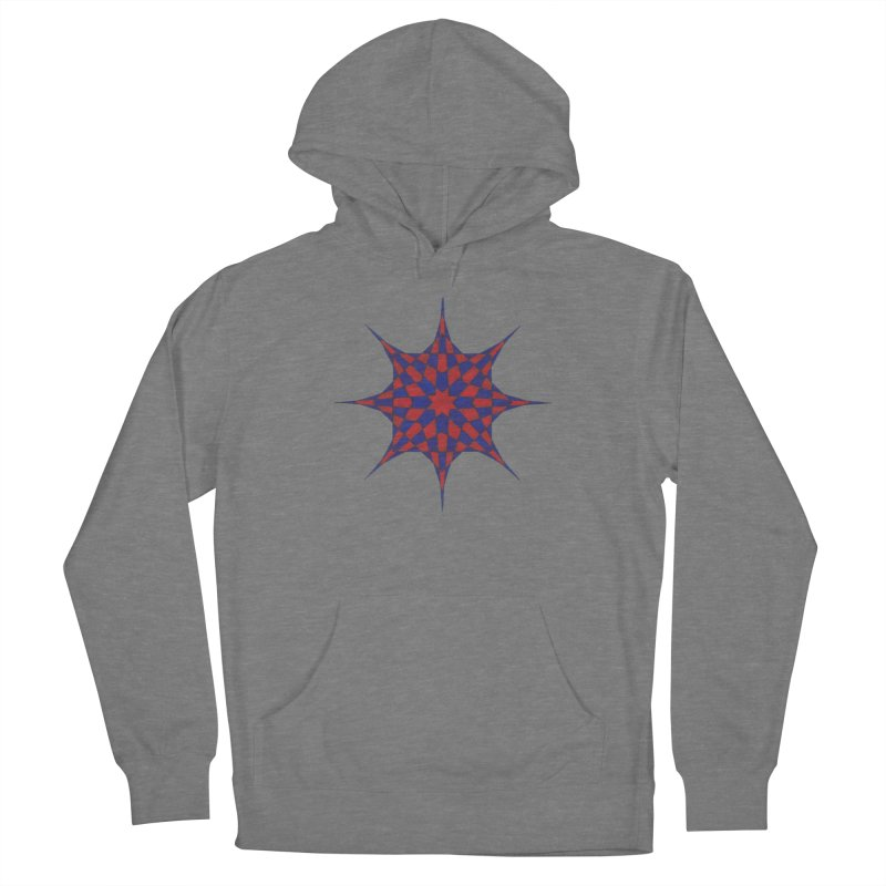 Red Dwarf Star Women's Pullover Hoody by Damon Davis's Shop