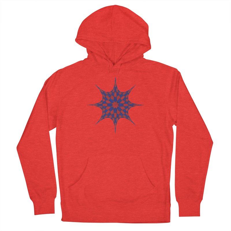 Red Dwarf Star Men's Pullover Hoody by Damon Davis's Shop