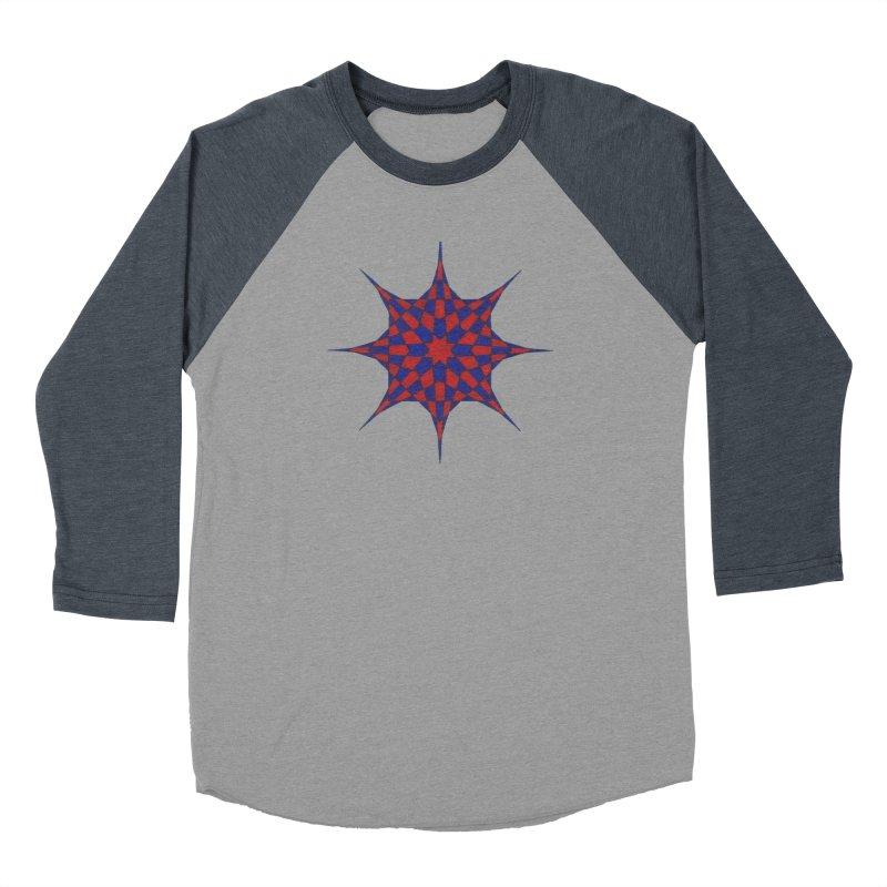 Red Dwarf Star Men's Longsleeve T-Shirt by Damon Davis's Shop