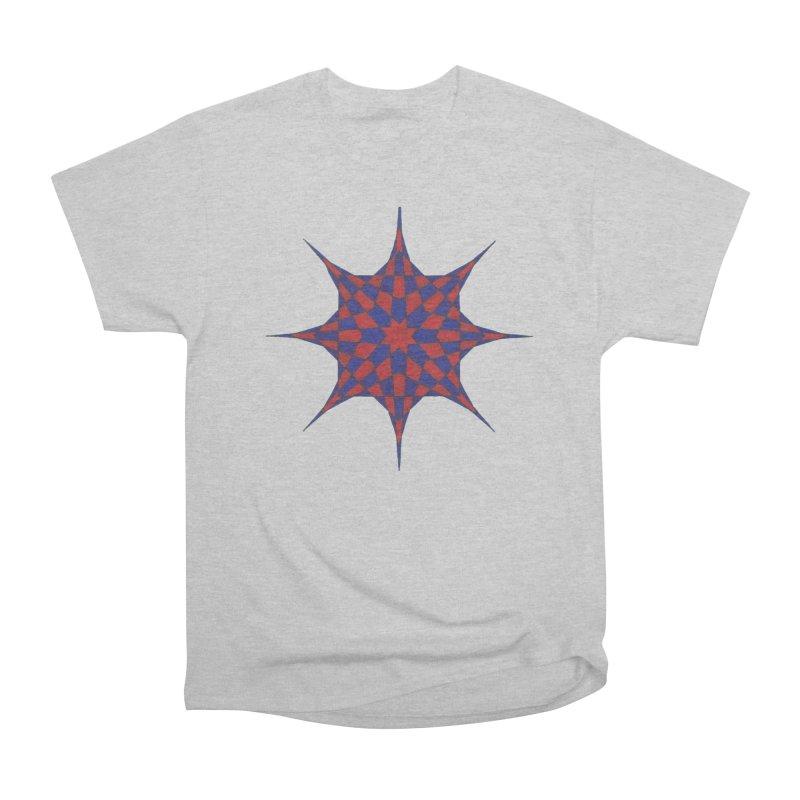 Red Dwarf Star Men's T-Shirt by Damon Davis's Shop