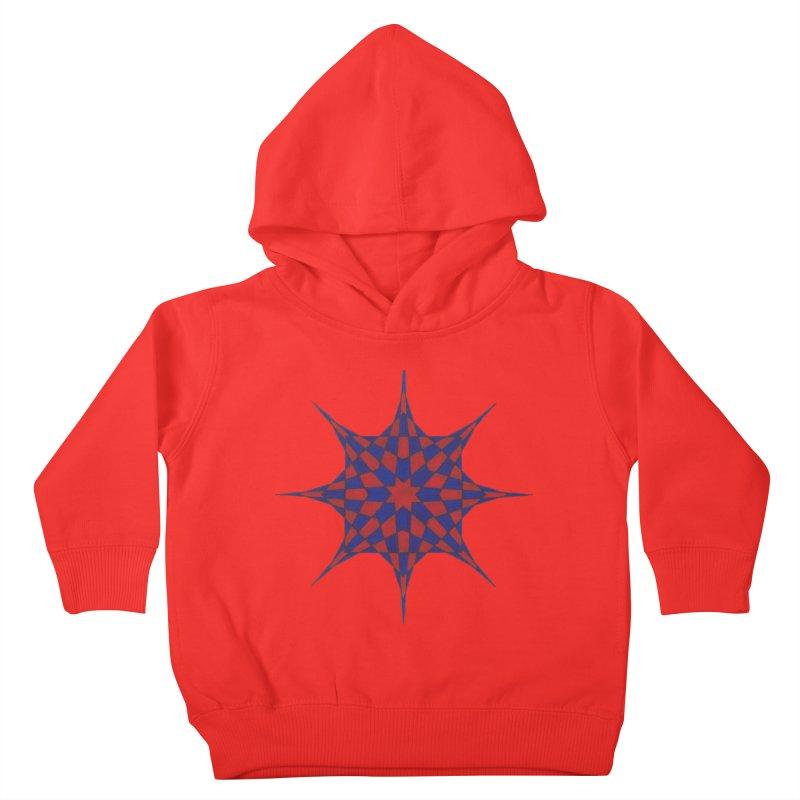 Red Dwarf Star Kids Toddler Pullover Hoody by Damon Davis's Shop