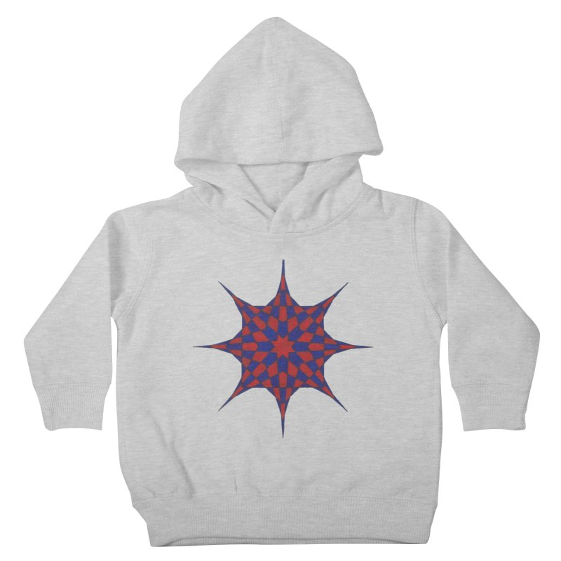 Red Dwarf Star Kids Toddler Pullover Hoody by Damon Davis's Shop