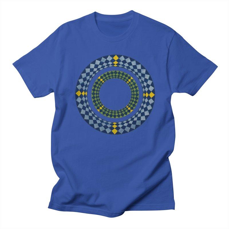 Diamond Encrusted Men's T-Shirt by Damon Davis's Shop