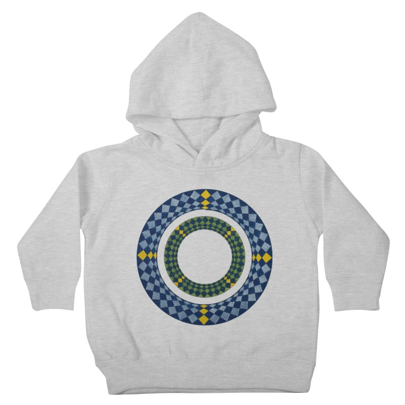 Diamond Encrusted Kids Toddler Pullover Hoody by Damon Davis's Shop