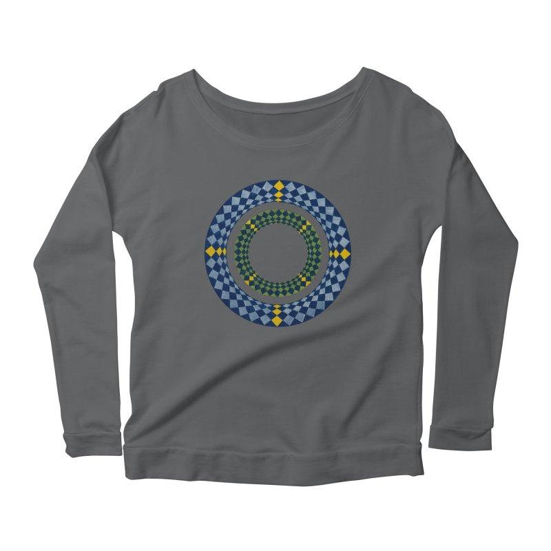 Diamond Encrusted Women's Longsleeve T-Shirt by Damon Davis's Shop