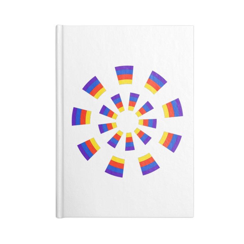 Midnight Sun Accessories Notebook by Damon Davis's Shop