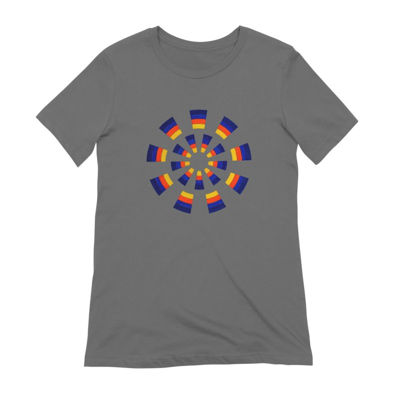 Midnight Sun Women's T-Shirt by Damon Davis's Shop