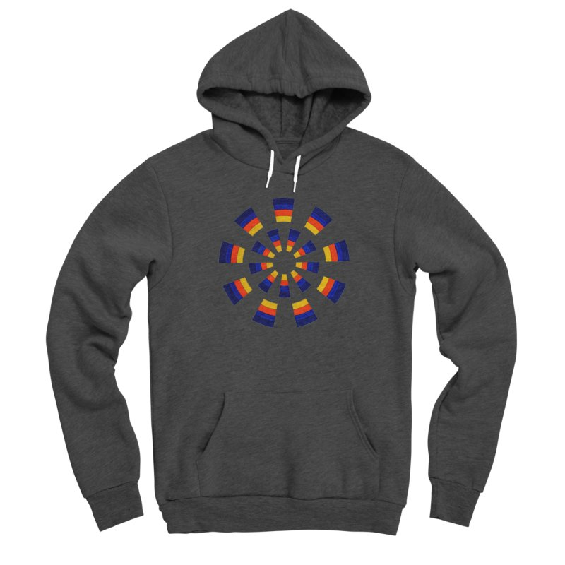Midnight Sun Men's Pullover Hoody by Damon Davis's Shop