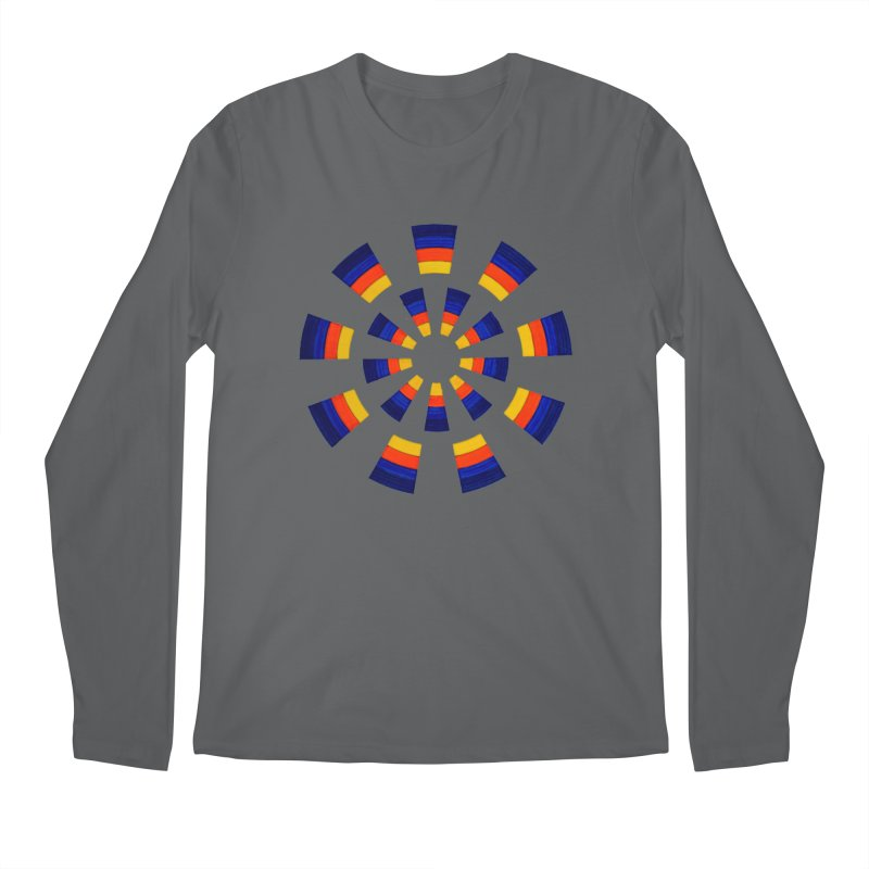 Midnight Sun Men's Longsleeve T-Shirt by Damon Davis's Shop