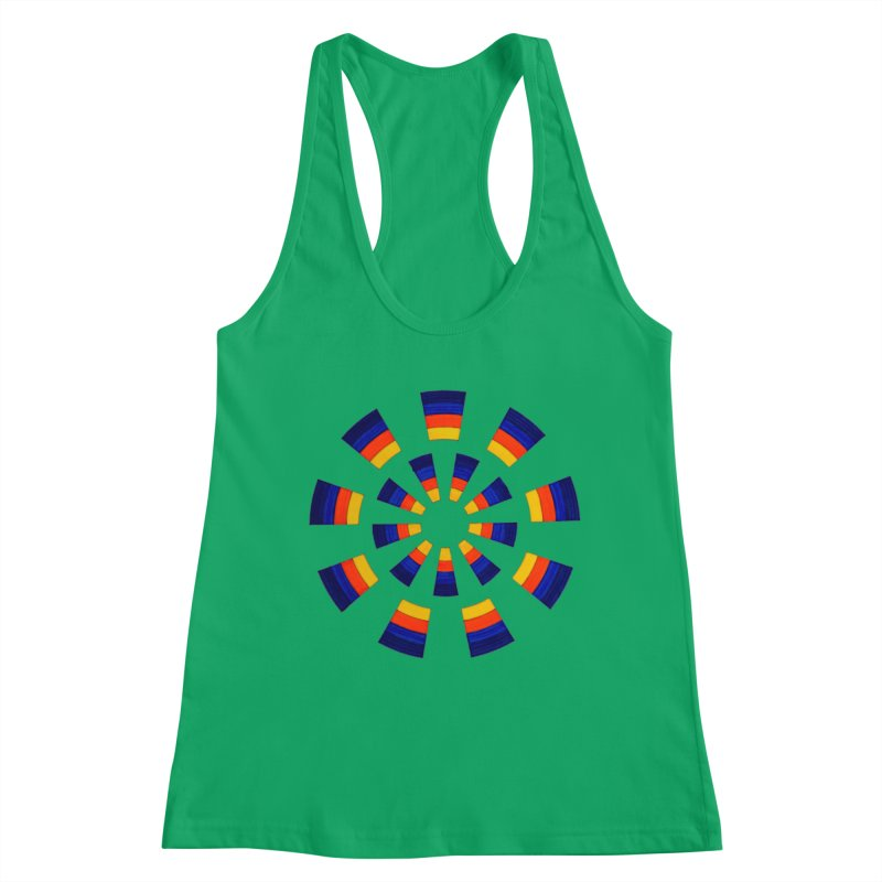 Midnight Sun Women's Tank by Damon Davis's Shop