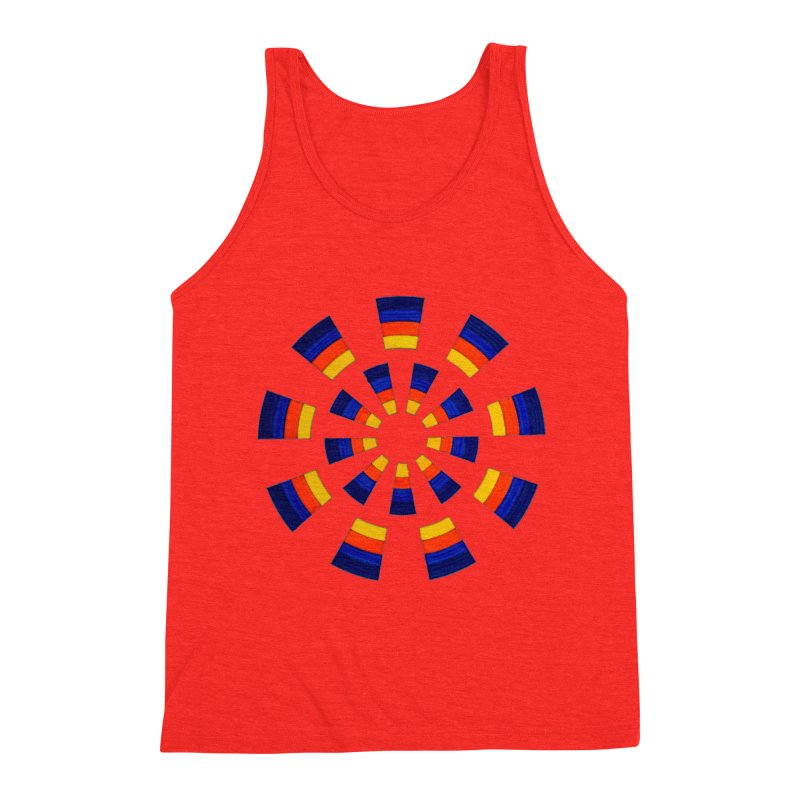Midnight Sun Men's Tank by Damon Davis's Shop