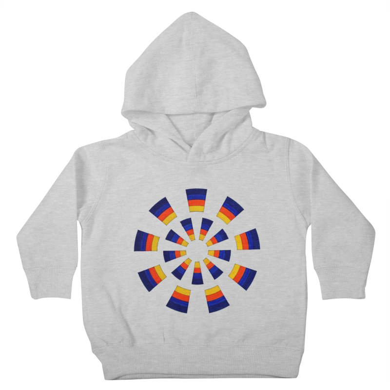 Midnight Sun Kids Toddler Pullover Hoody by Damon Davis's Shop
