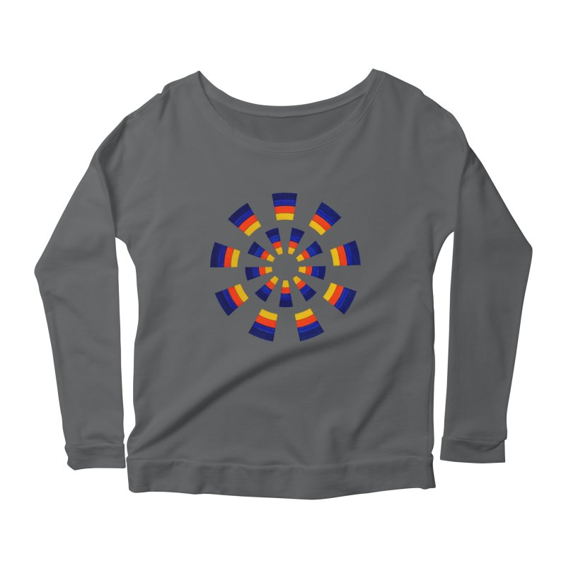 Midnight Sun Women's Longsleeve T-Shirt by Damon Davis's Shop