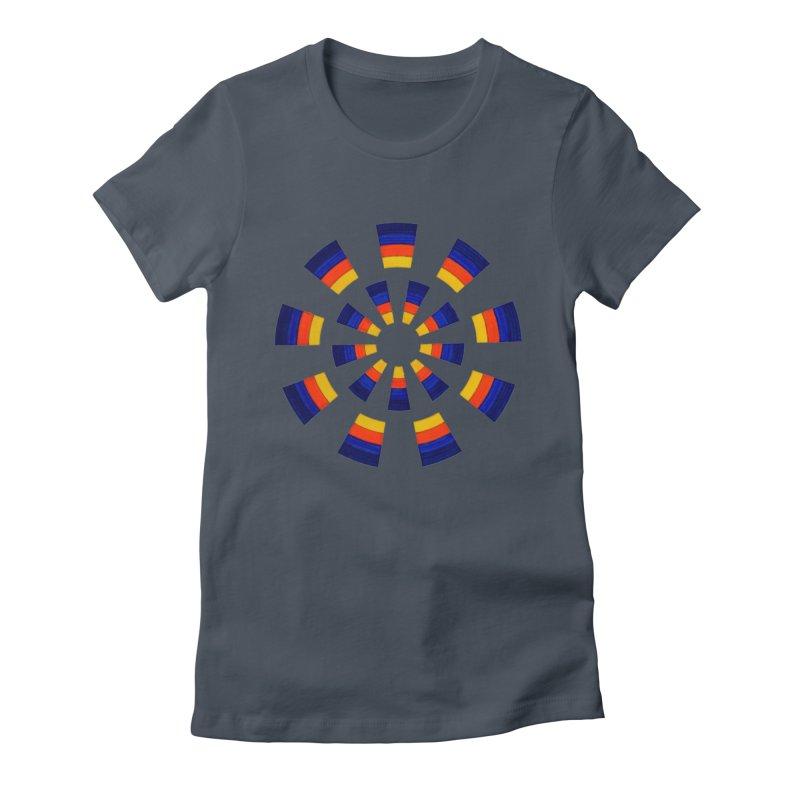 Midnight Sun Women's T-Shirt by Damon Davis's Shop
