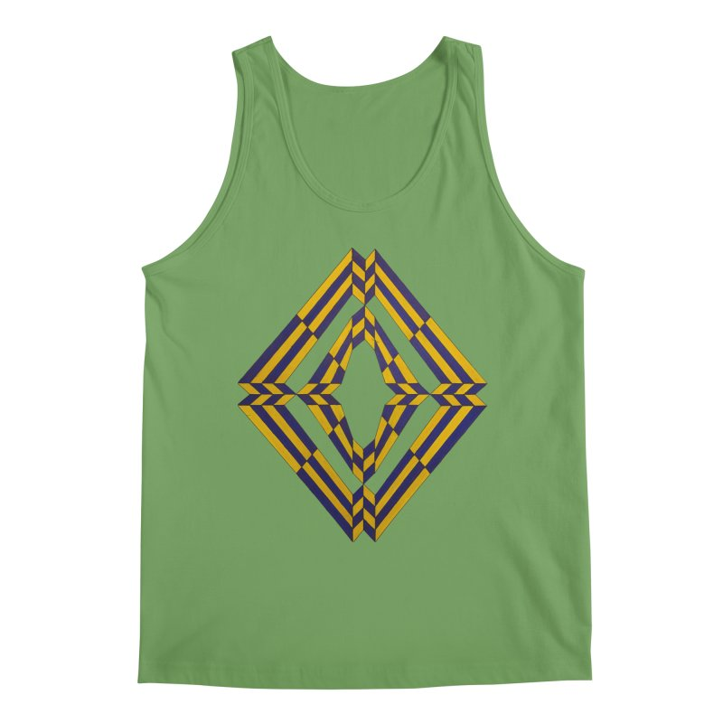 Star Crossed Men's Tank by Damon Davis's Shop