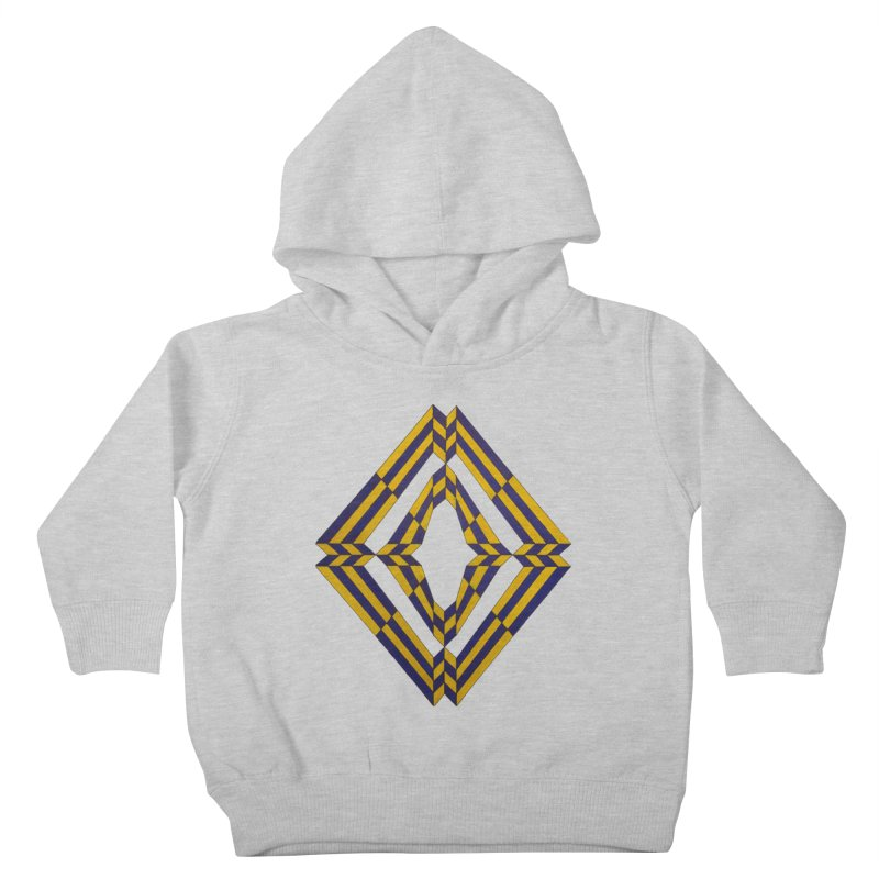 Star Crossed Kids Toddler Pullover Hoody by Damon Davis's Shop