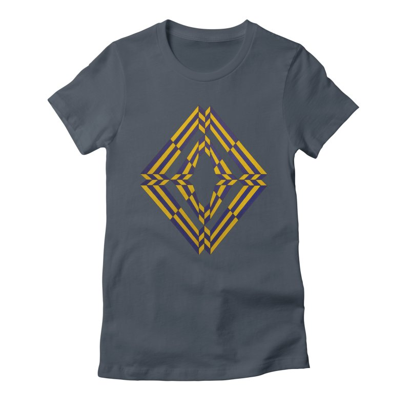 Star Crossed Women's T-Shirt by Damon Davis's Shop