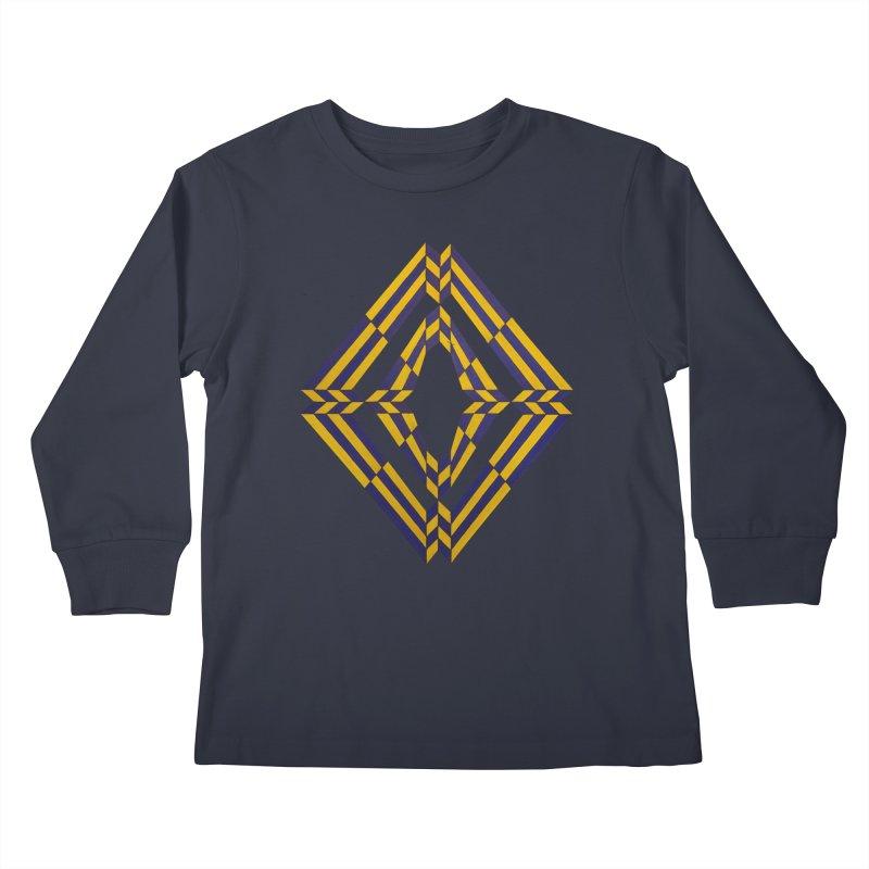 Star Crossed Kids Longsleeve T-Shirt by Damon Davis's Shop