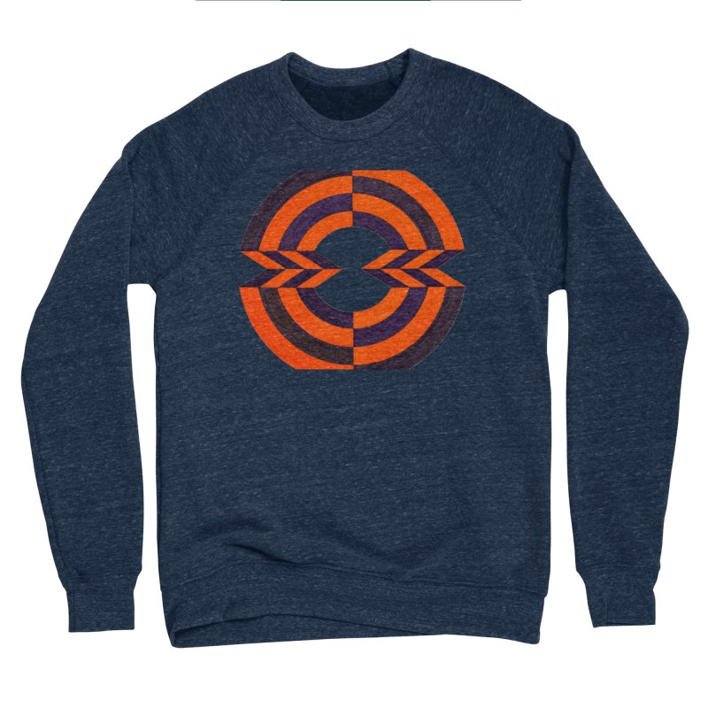 Orange Plum Women's Sweatshirt by Damon Davis's Shop