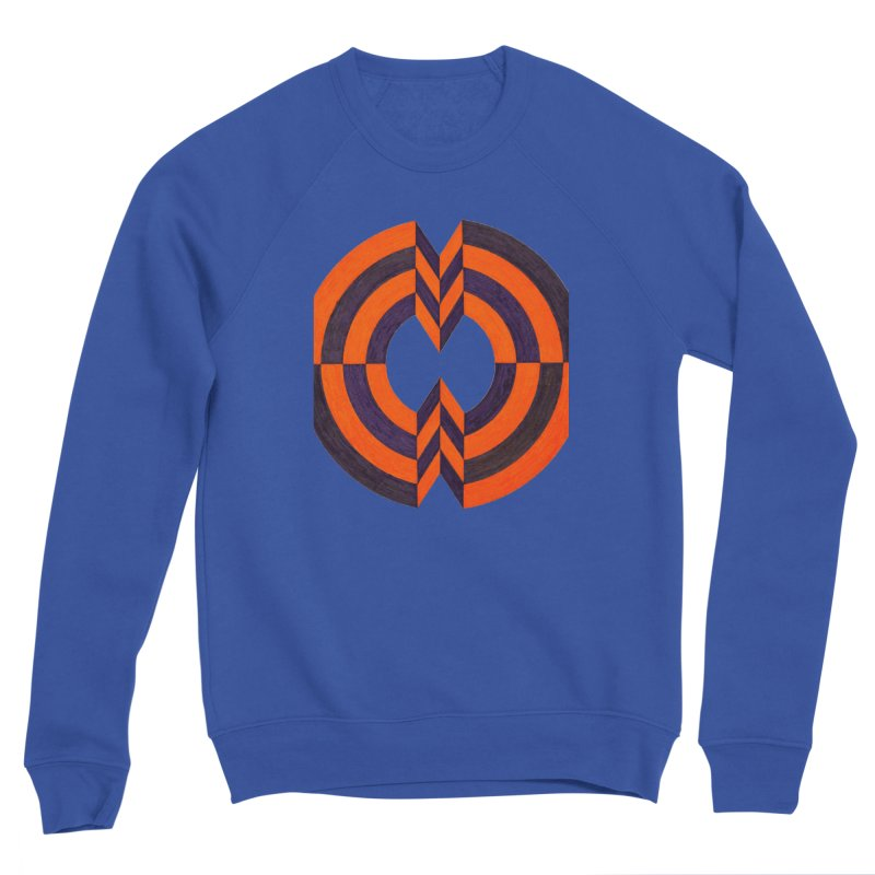 Plum Orange Women's Sweatshirt by Damon Davis's Shop