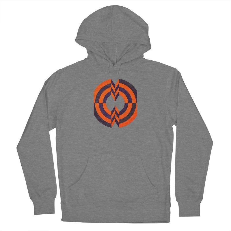 Plum Orange Women's Pullover Hoody by Damon Davis's Shop
