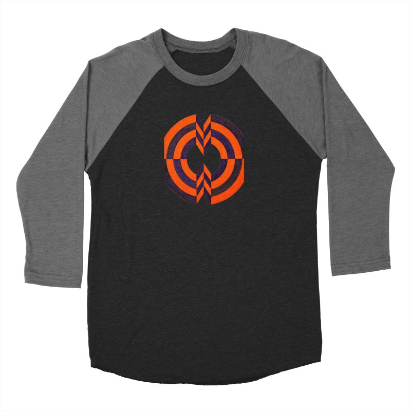 Plum Orange Men's Longsleeve T-Shirt by Damon Davis's Shop