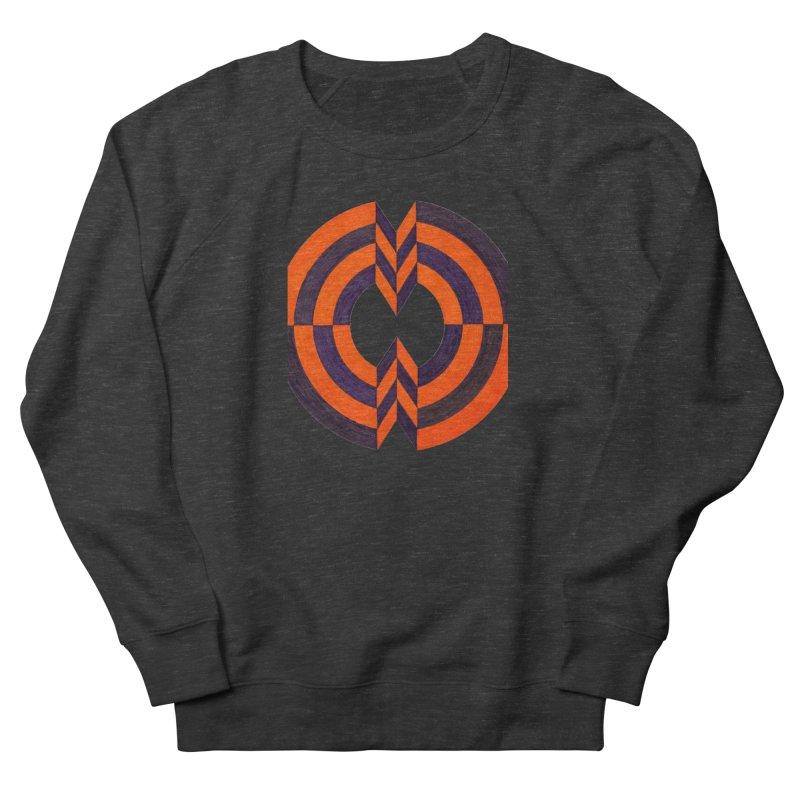 Plum Orange Men's Sweatshirt by Damon Davis's Shop