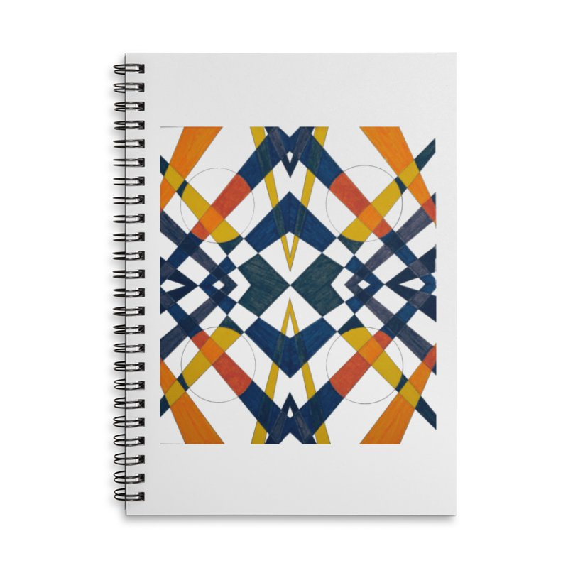 Every Which Way Accessories Notebook by Damon Davis's Shop