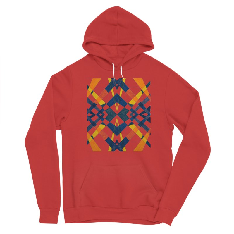 Every Which Way Men's Pullover Hoody by Damon Davis's Shop