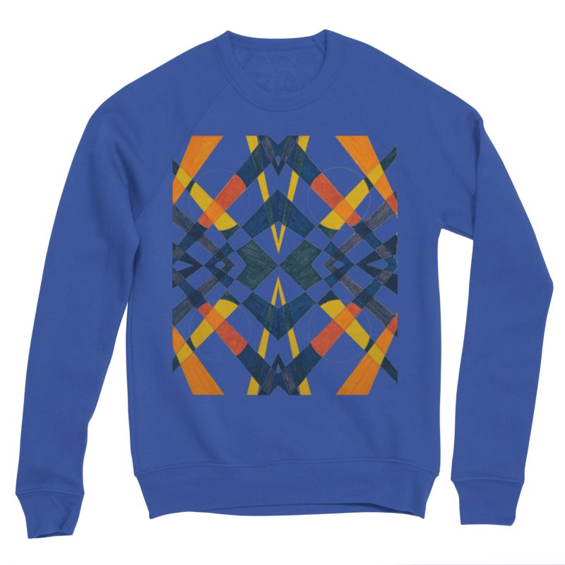 Every Which Way Men's Sweatshirt by Damon Davis's Shop