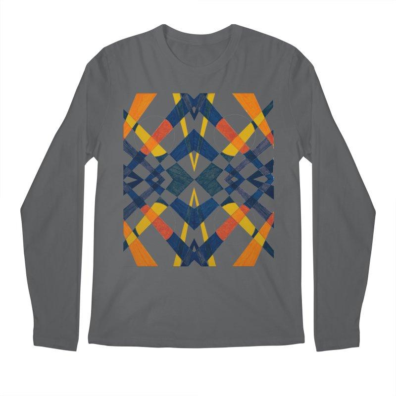 Every Which Way Men's Longsleeve T-Shirt by Damon Davis's Shop