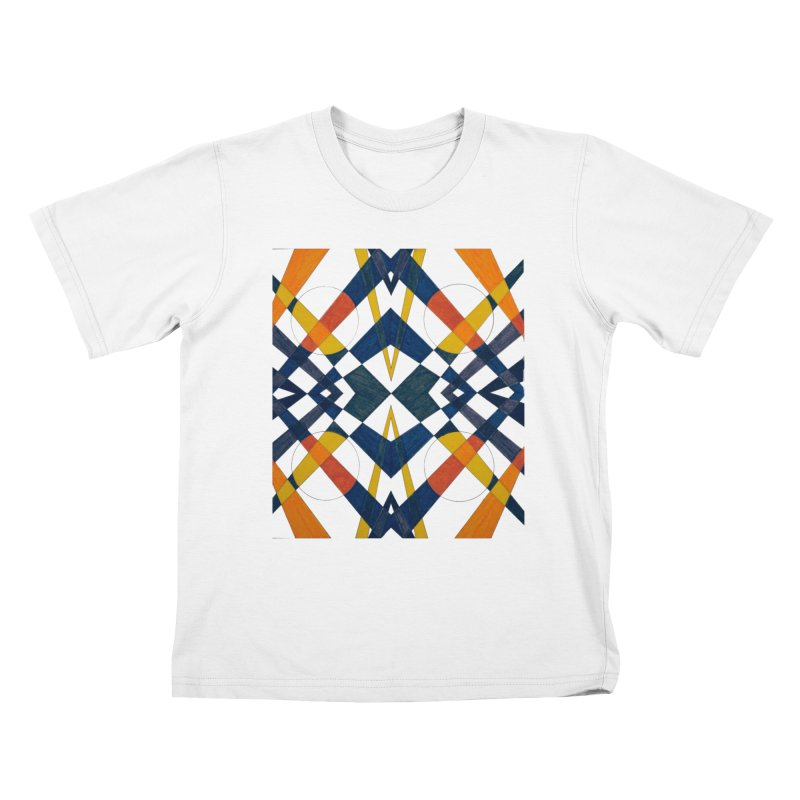 Every Which Way Kids T-Shirt by Damon Davis's Shop