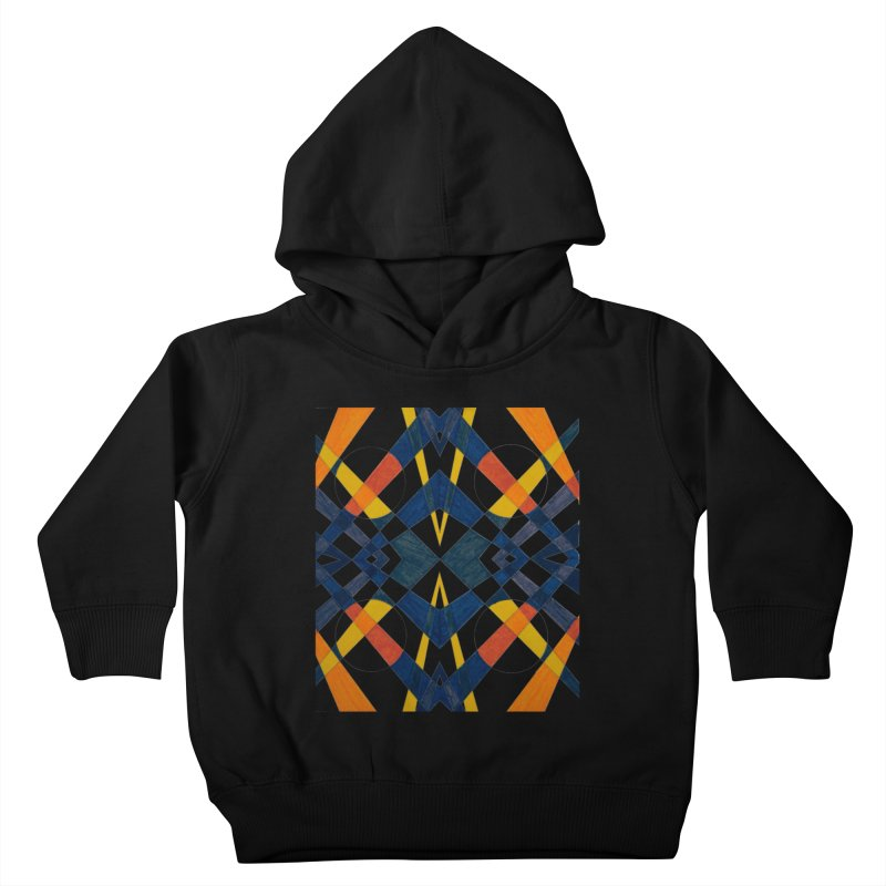 Every Which Way Kids Toddler Pullover Hoody by Damon Davis's Shop