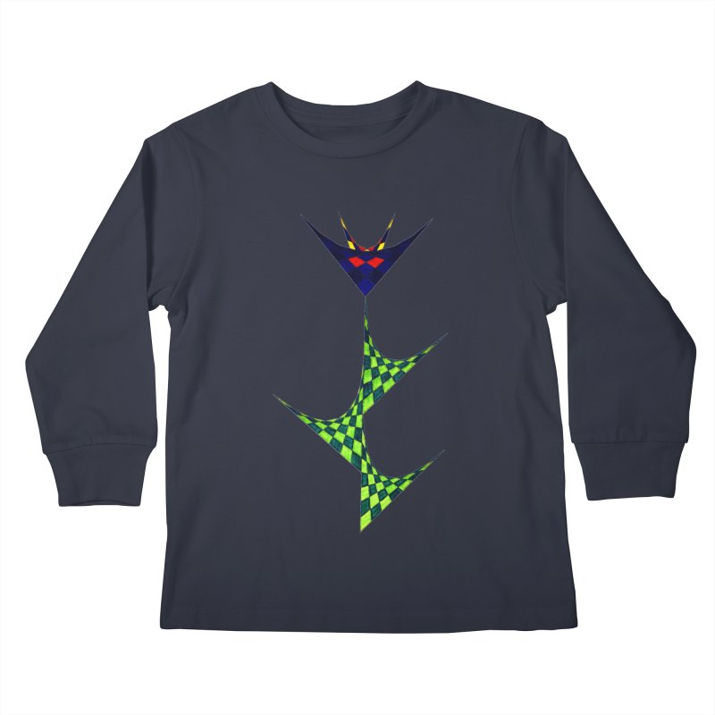 I Pic'd This For You Kids Longsleeve T-Shirt by Damon Davis's Shop