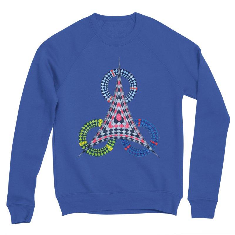 Triple Shot Women's Sweatshirt by Damon Davis's Shop