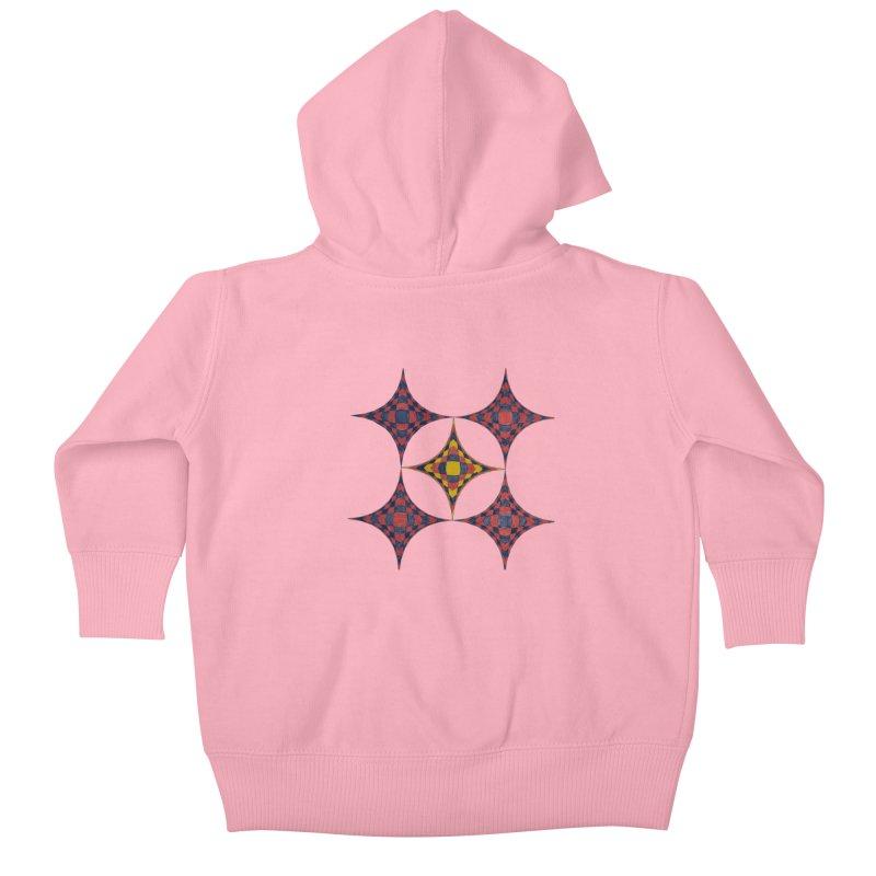 Quint Star Kids Baby Zip-Up Hoody by Damon Davis's Shop
