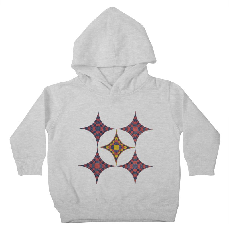 Quint Star Kids Toddler Pullover Hoody by Damon Davis's Shop