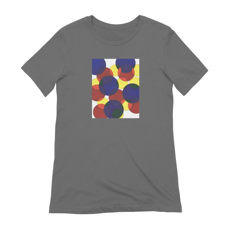 Circ Us Women's T-Shirt by Damon Davis's Shop